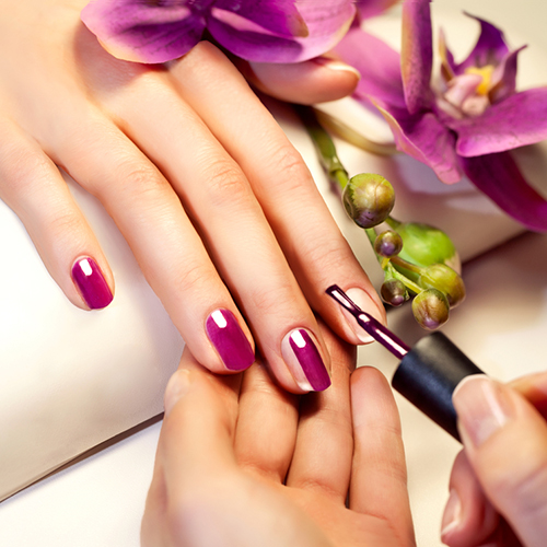 shellac services vero beach salon